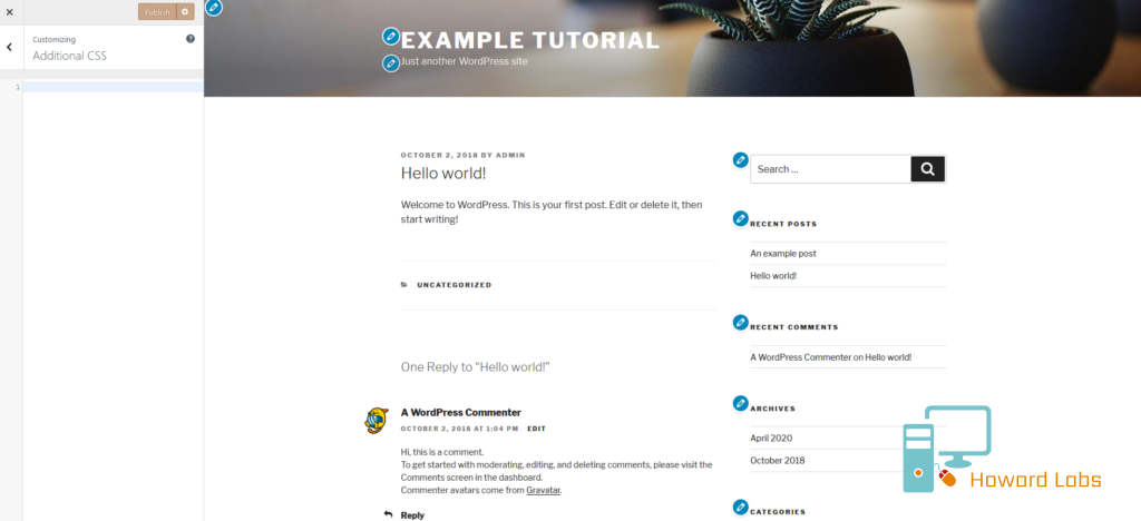 Example-Post